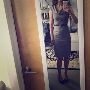 Antonio Melani Sleeveless Sheath Dress
